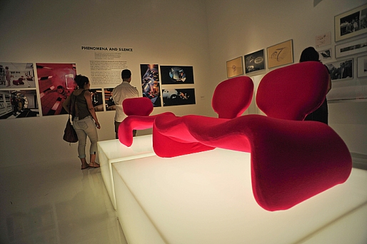 2001: Space Odyssey exhibit