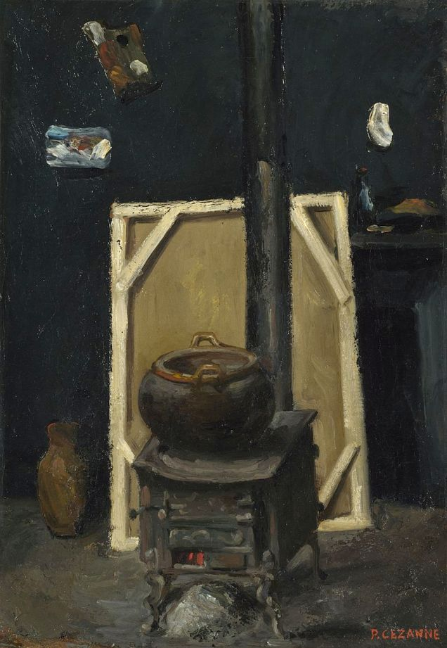 Paul_Cézanne,_The_Stove_in_the_Studio,_ca._1865 - LR