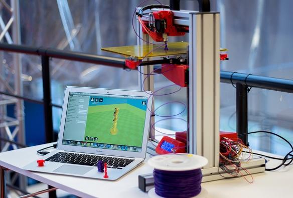 3D_Printer_-_Printing